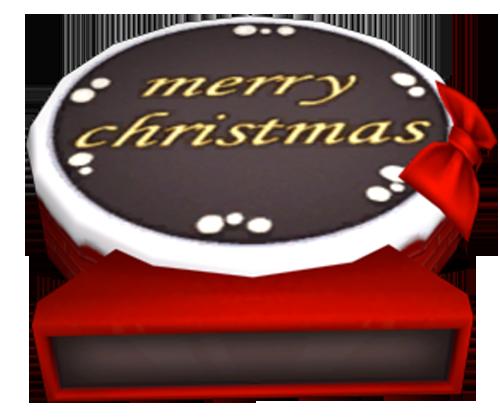 ล็อกอินเดือนนี้รับแรร์ถาวร : แท่นยืนคริสต์มาส