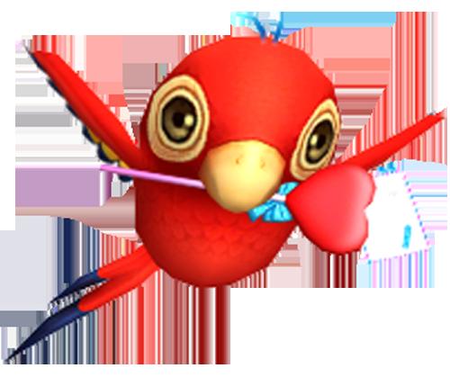 [AUDITION] ช้อปเดือนนี้รับฟรี : นกแก้วสื่อรัก