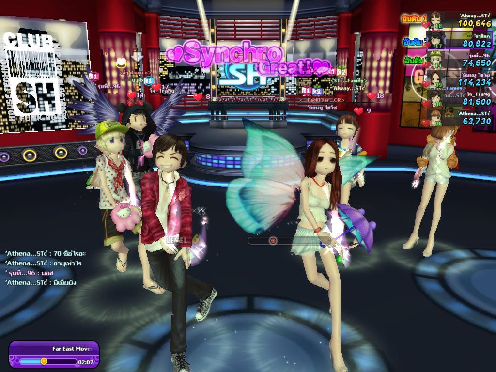 [AUDITION] โหมด Club Dance II