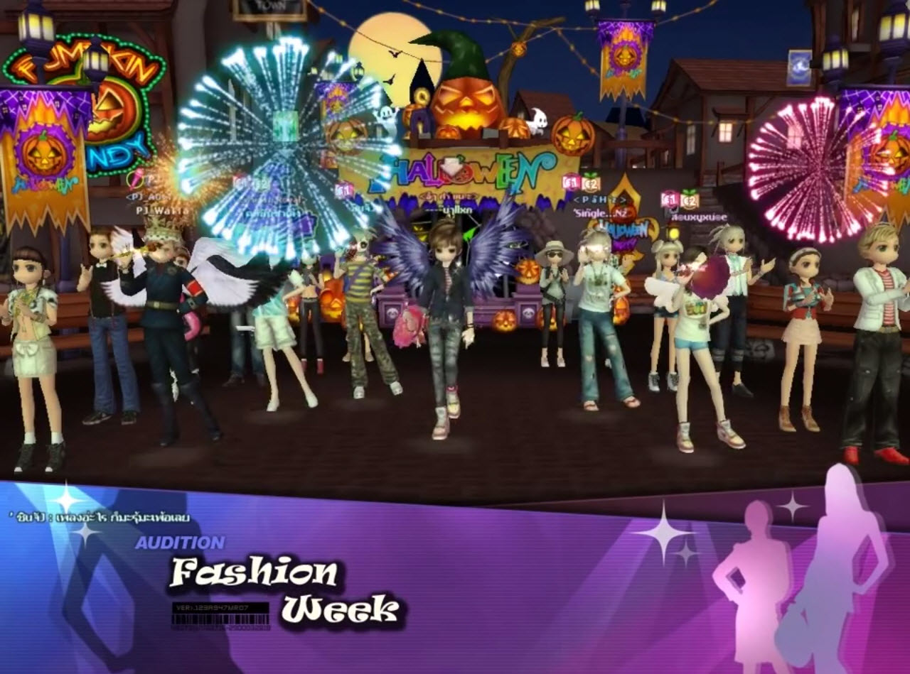 [AUDITION] โหมด Fashion Week