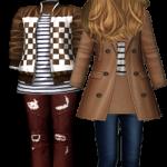 Audition-Colorful Fashion M Style & Atmospheric Coat Style