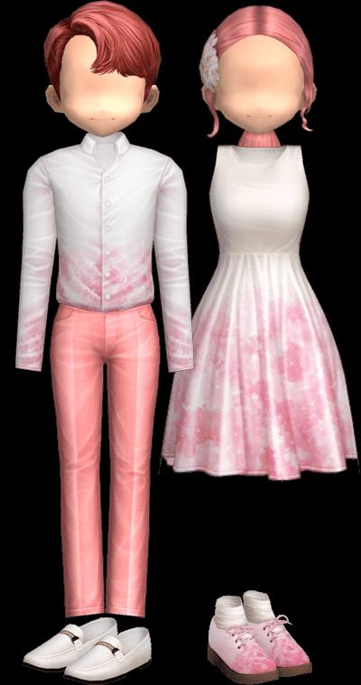 [AUDITION] โปรโมชั่น @Cash 55 บาท : Pink Collection