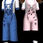 Audition-Cute Meerkat Couple Style & Childhood Heart Kindergarten Couple Style