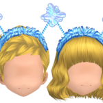 Audition-Cute butterfly-Hair