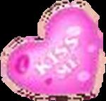 Audition-KissMe Pink Heart