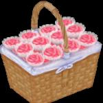 Audition-Spring's Couple Flower Basket