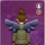 Audition-Wings Purple Cloud
