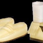 Audition-Cute Meerkat Couple Style Shoes