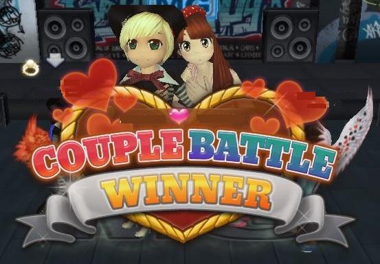 Mode Couple Point Battle