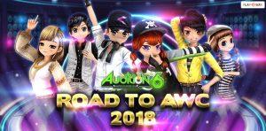 [ประกาศเพิ่มเติม] [AUDITION] ประกาศรายชื่อทีมแข่งขัน และสนามแข่งขันในรอบชิง Road to AWC2018