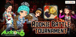 [AUDITION] Rookie Battle TOURNAMENT