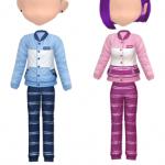 AUDITION – Cute Pajamas Couple Style