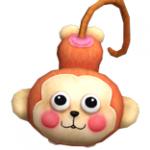 AUDITION – Dangling Cute Monkey!