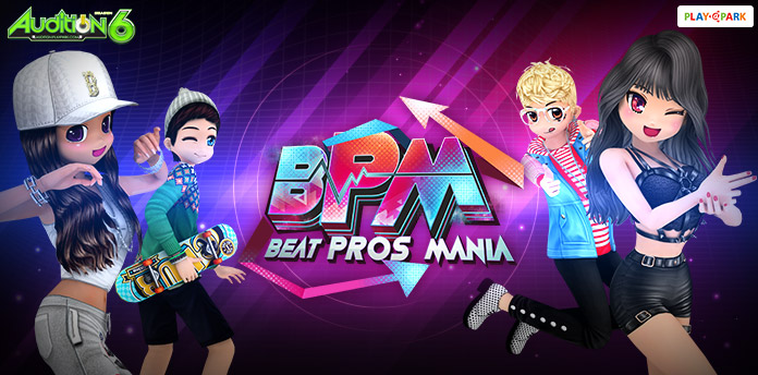[AUDITION] BEAT PROS MANIA League #3