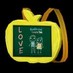 Audition-Black-Board-Love-Backpack