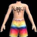 Audition-Rainbow-Swimming-Couple-Style-M