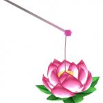AUDITION – Beautiful Lotus Paper Lantern