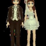 audition – ชุดแต่งงาน