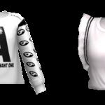 เสื้อ A Style Man-To-Man T-Shirt – Polished Girl Style