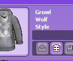 Growl Wolf Style