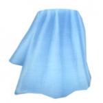 Mountain Climbing Blue Towel