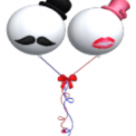 Audition Forever Love Together Balloon