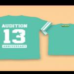 AUDITION 13 th PREMIUM T- SHIRT