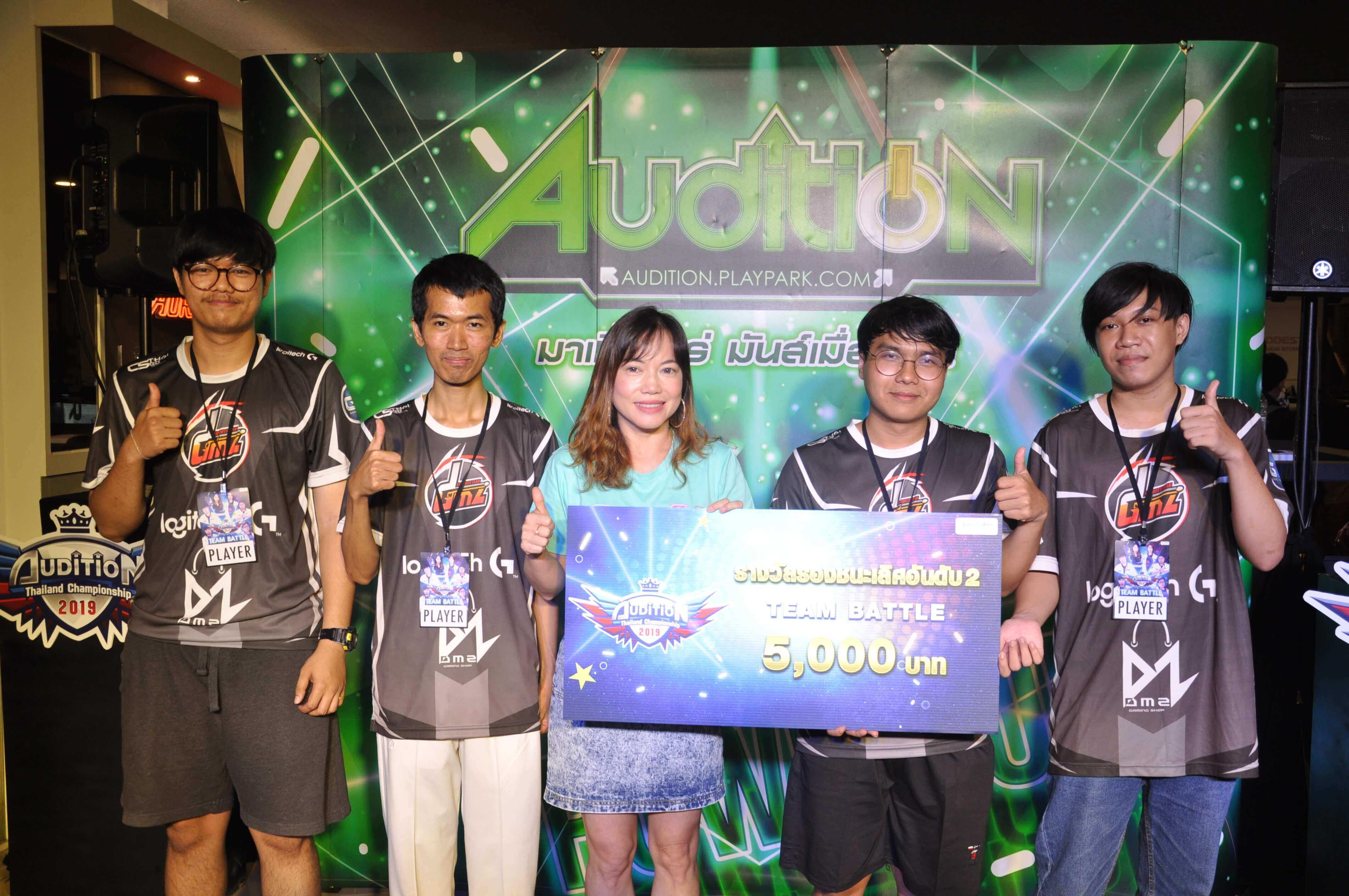[AUDITION] ประกาศผลการแข่ง AUDITION THAILAND CHAMPIONSHIP 2019