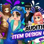 AUDITION item Design Contest Oct19 01