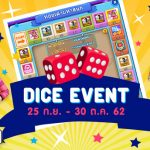 Dice Event Oct19 01