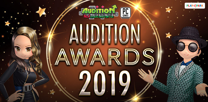 AUDITION AWARDS 2019 : 10 สุดยอดผู้เล่นประจำปี