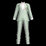 Flower Mooney Emerald Suit