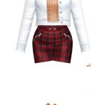 เสื้อ+กางเกง+รองเท้า Confident Club Style