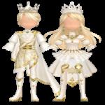 King Pearl Set