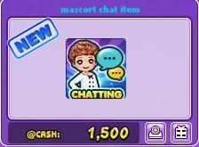 [AUDITION] 20 พฤษภาคมนี้ อัปเดต Mascot chat item !!