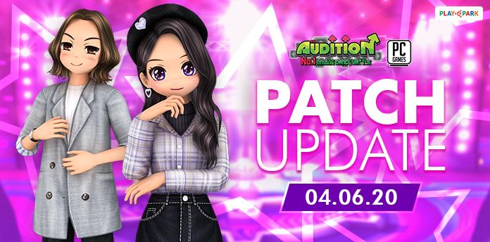 [AUDITION] 4 มิถุนายนนี้ อัปเดตเพลงใหม่, NPC Battle Party และไอเทมใหม่ !!