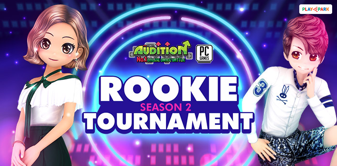 [AUDITION] Rookie Tournament 2020 SS2