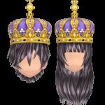 Black Royal Crown