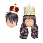 Blood King Snow Queen Black