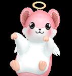 Hug Me Pink Hamster