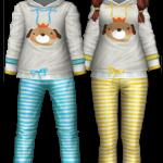 Puppy Hood Couple Style