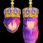 Rainbow Royal Crown