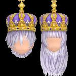 White Royal Crown