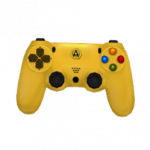 I m the king of the game Yellow Joypad