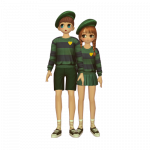 Comfortable Green Couple Style