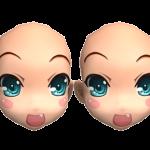 Munk Mink Face