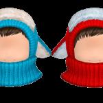 Warm White Winter Couple Style 01