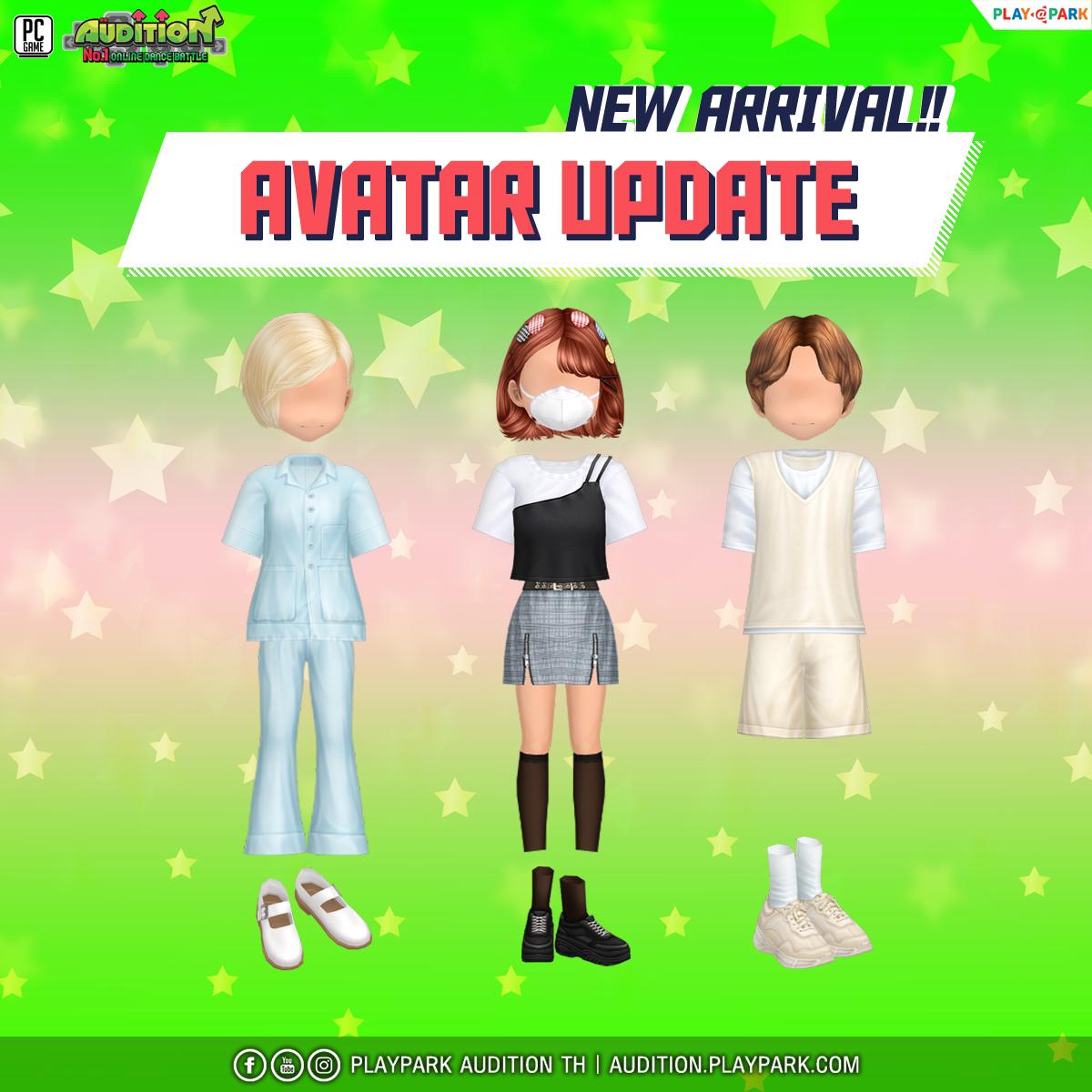 [AUDITION14th] 21 ตุลาคมนี้ อัปเดตเพลงใหม่ Couplename item, Aniticon และไอเทมใหม่ !!