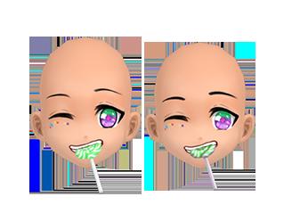 [AUDITION14th] Gacha : Lollipop Purple Eye Box ลุ้นรับ หน้าอมยิ้มสุดน่ารัก!!