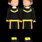 Yellow Point Sportswear Couple Style01